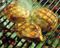 Honey and Lime Grilled Steaks