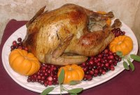 Orange-Herb Roasted Turkey